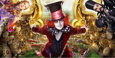 """Exposição de chapéus inspirados em """"Alice através do Espelho"""" chega amanhã ao Shopping Boulevard Tatuapé"""