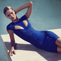 Herve Leger by Max Azria Pre-Spring 2016 Runway Collection Ad Campaign  SHOP: http://www.herveleger.com/PRE-SPRING-2016/runway-resort,default,sc.html