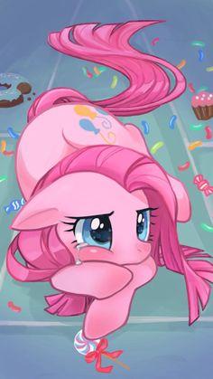 #1134084 - artist:oyu, crying, cute, cuteamena, pinkamena diane pie, pinkie pie, pixiv, sad, safe, solo, tear - Derpibooru - My Little Pony: Friendship is Magic Imageboard
