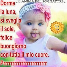 Buongiorno con tutto il mio cuore - 13216 Good Morning Good Night, Good Morning Quotes, Masquerade Party Invitations, Love Can, Messages, Emoticon, Family Quotes, Funny Moments, Funny Pictures