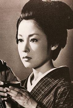 Ayako Wakao. 若尾文子