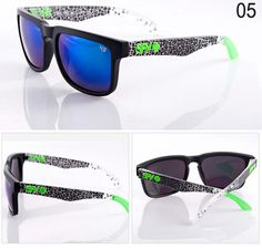 2c8fe68c0f 2013 New Mens Retro Eyewear Personalized Spy Ken Block Sunglasses