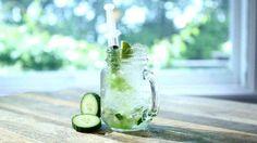 Gin atelier -  Un gin tonique revisité et agrémenté de concombre rafraîchissant.