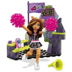Monster High Ghostly Gossip Column