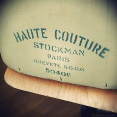 Stockman Haute Couture mannequin - the 'holy grail' of mannequin dreamers.  From Minicyn