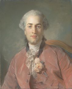 Jean-Baptiste Perronneau: Olivier Journu (1724–1764) (2003.26) | Heilbrunn Timeline of Art History | The Metropolitan Museum of Art