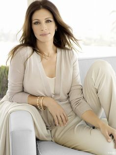 Julia Roberts love this soft look