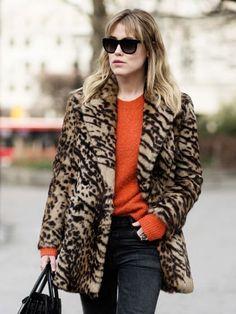 Der Leomantel ist ein Klassiker und gehört eigentlich in den Kleiderschrank einer jeden Fashionista!