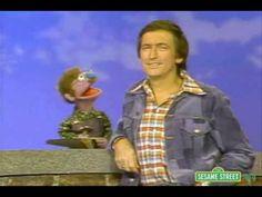 Sesame Street - People in Your Neighborhood ('77) - lifeguard and carpenter