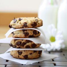 No come: huevos. Cookies de huevo cocido - La Receta de la Felicidad