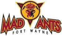 Fort Wayne Mad Ants logo