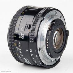 Nikon Nikkor 50 mm