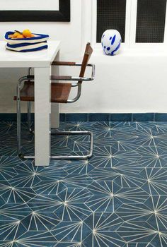 Cement Tiles - Cementová dlažba