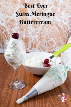 my no-fail recipe for the perfect best Swiss Meringue Buttercream recipe. Simple, easy and effortless works every single time. Best Swiss Meringue Buttercream Recipe, Meringue Frosting, Cake Frosting Recipe, Frosting Tips, Frosting Recipes, Buttercream Frosting, Fondant Recipes, Fondant Tips, Meringue Cookies