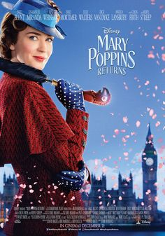 Lin-Manuel Miranda and Emily Blunt in Mary Poppins Returns Hindi Movies, New Movies, Good Movies, Movies Online, Movies And Tv Shows, Blockbuster Movies, Iconic Movies, Drama Movies, Disney Pixar