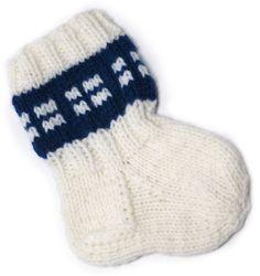 Kuvahaun tulos haulle vauvan sukat ohje