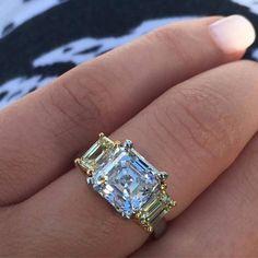 Espectaculares anillos...