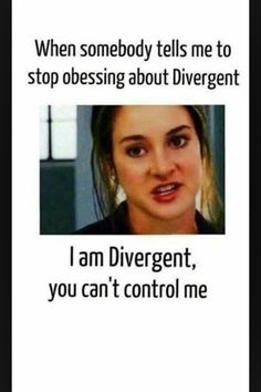 I am Divergent!