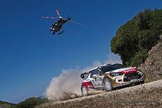 WRC 2013: Rally d'Italia Sardegna: Resumen Citroën: Malas jornadas en Italia