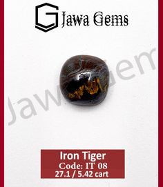 Iron Tiger IT 08 #IronTiger ₨ 5,42 For more details whatsapp on 03159477284 Free Delivery all over Pakistan Full of grounding Earth energy, Tiger Iron also helps to find courage and refuge in times of danger, and promotes a deeper connection to the Earth and her cycles. Tiger Iron, like Golden Brown Tiger Eye #JawaGems #Jawa #IronTiger #Tigerring #Tigerbracelet #Tigerpendent #Tigernecklace #Tigerearring #Turquise #IronTiger #Diamond #Zamurd #Neelum #BuyOnline #Luckystone #gemstone Dreams Resorts, Best Iron, Rs 5, Lucky Stone, Astrology Compatibility, Tiger Tiger, Golden Brown, My Father, Gemstones