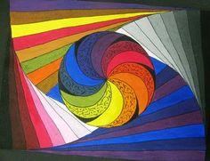 Artisun Color Theory Paintings