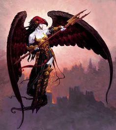 Dark Angel - Brom