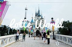 Lotte World Seoul Places To Visit, Lotte World, Fair Grounds, Street View, Fun, Travel, Voyage, Viajes, Traveling