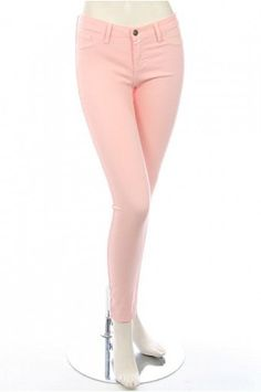 my goal is to own a pair of skinny jeans in every color!
