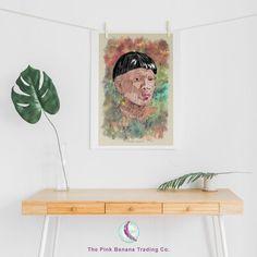 Puerto Rico Art - Taíno