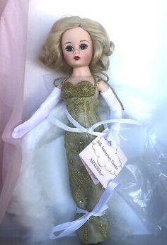 "MADAME ALEXANDER 45975 50th Anniversary CISSETTE Doll 10"" Limited Edition | eBay Madame Alexander Dolls, 50th Anniversary, Ebay, Beautiful"