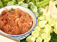 Nam Prik Kung Siap (Shrimp Nam Prik) » Thai food Recipes