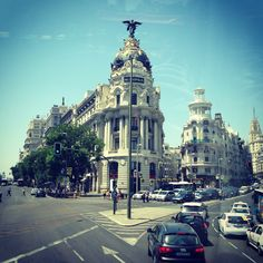 My trip to Madrid w my sisters from boarding school
