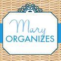 Mary Organizes blog