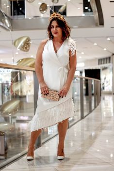 Adriana Fernandez styled me ready for the racing season at Sass & Bide and Westfield Miranda Adriana Fernandez, Westfield Miranda, Race Day Outfits, Sass And Bide, Spring Racing, Outfit Of The Day, Style Me, White Dress, Dresses