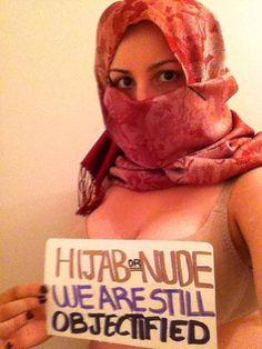 Hijab & Nude