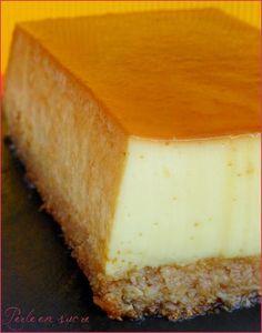 dessert recipes 479070479108033281 - Le flan coco (ou le flan Antillais) Source by Bolo Flan, Flan Cake, French Desserts, No Cook Desserts, Easy Desserts, French Recipes, Sweet Recipes, Cake Recipes, Dessert Recipes