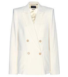 ISABEL MARANT Dryam Blazer. #isabelmarant #cloth #jackets