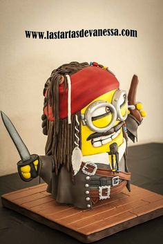 Minion Jack Sparrow