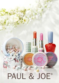 Paul & Joe Secret Garden Collection | 27 Transcendent Beauty Products To Look Out For In 2014