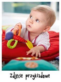Mata edukacyjna światło i dźwięk, Lotty Ladybird, kolekcja Baby Play