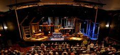 Scene Design: Jim Hunter, Florida Repertory Theatre