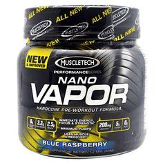 MuscleTech: Nano Vapor (Preworkout) Performance Series