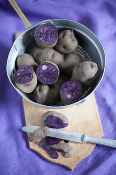 Purple Potatoes | Flickr: Intercambio de fotos