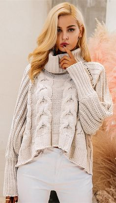 bd3fc749f1f Turtleneck knitted pullover sweater Women hollow out soft jumper pull femme  Autumn winter 2017 warm knitting sweater