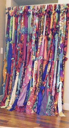 A personal favorite from my Etsy shop https://www.etsy.com/listing/490680617/hippie-trippie-boheme-curtains-with-a