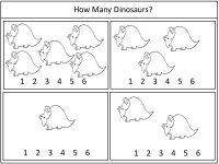 color the dinosaurs worksheet from dinosaur fun for school pinterest. Black Bedroom Furniture Sets. Home Design Ideas