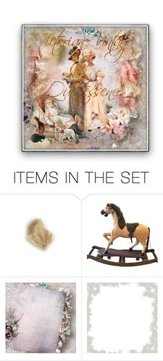 """Victorian~Vintage Quintessence"" by auntiehelen ❤ liked on Polyvore featuring art and vintage"