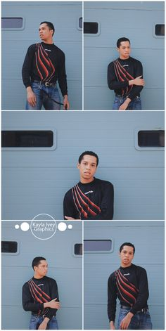 Bryce Akron Ohio Portrait Session   male senior poses boy
