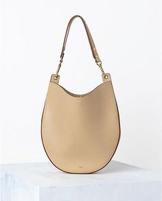 Drooling over the Celine Hobo Handbag in the perfect neutral for spring/summer