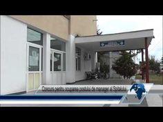 ConcurspentruocupareapostuluidemanageralSpitalului